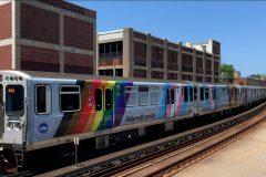 CTA Pride Train